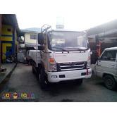 cargo truck ( euro 4) 6 wheeler - 25 ft.