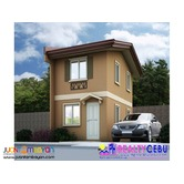 MIKA - AFFORDABLE 2 BR HOUSE B9, L10 IN CAMELLA TALAMBAN CEBU