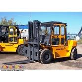Diesel Forklift 5Tons