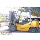 Lonking Diesel Forklift 2.5Tons