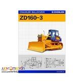 bulldozer zd160-3 ( zoomlion )
