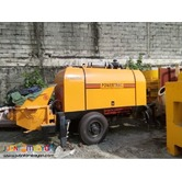 Portable Concrete Pump 30meters and 60meters
