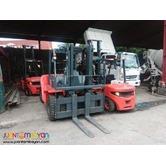 LG50DT Diesel Forklift 5tons Lonking