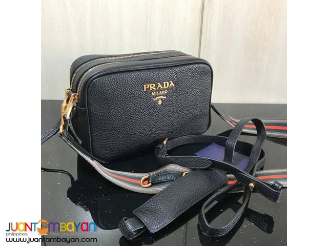 5cbd954cde76 PRADA SLING BAG - AUTHENTIC QUALITY - GENUINE LEATHER ...