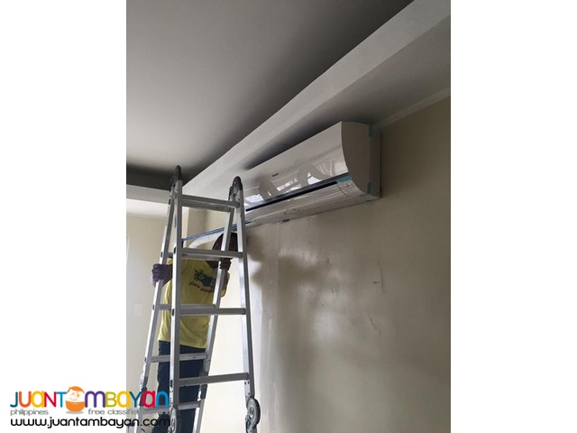Aircon Supply and Installation all brands and type