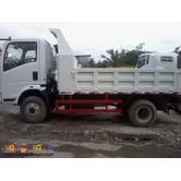 6 Wheeler Mini Dump Truck 4.5m³, 4x2 drive 120HP