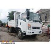 6 Wheel Mini Dump Truck 6m³
