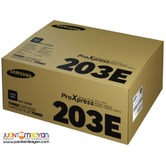 Samsung toner cartridges MLT-203E For sale