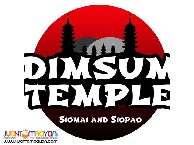Dimsum temple food cart franchise