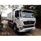 dump truck ( euro 4) 10 wheeler - 20 cbm