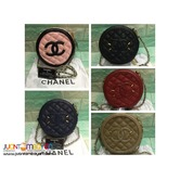 CUTE CHANEL SLING BAG - CHANEL LADIES ROUND SLING BAG