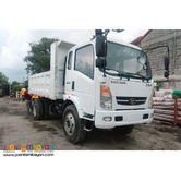 mini dump truck 6 wheeler- 4.5 cbm