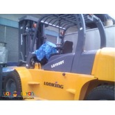 BRAND NEW! Diesel Forklift Lonking LG100DT (still negotiable)