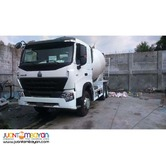 BUY NOW! Sinotruk Howo-A7 10 Wheeler Transit Mixer
