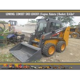 skid loader - . 43 cbm