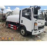 Brand New! 6 WHEELER HOMAN WATER TRUCK 4KL