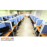 Cebu Call Center Seat Lease for 130 dollars per month