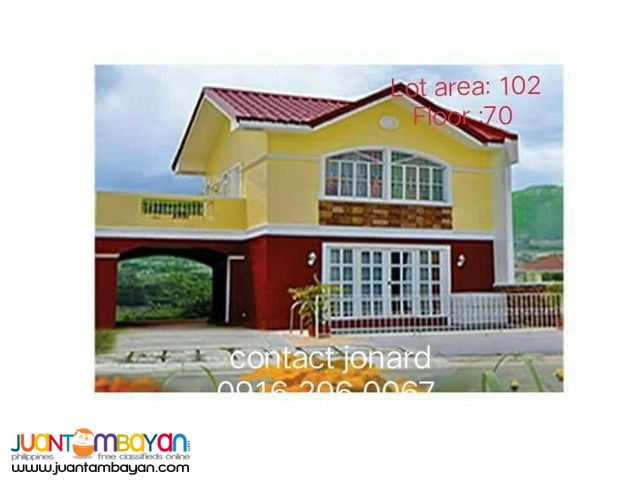 Rent to own affordable house and lot near Quezon city