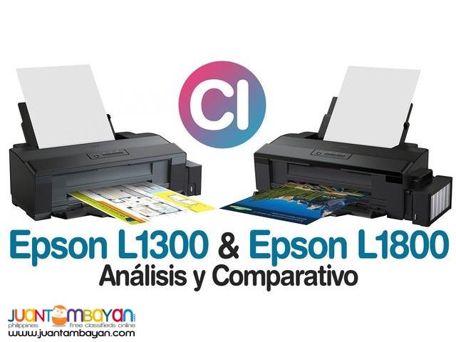For rental printer Epson L1300 A3+ printer