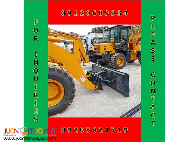 BRAND NEW! HQ 25-30 BACKHOE LOADER