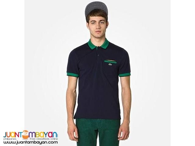 102c092c LACOSTE LIVE WITH POCKET ULTRA SLIM FIT POLO SHIRT FOR MEN | | CATHY GO