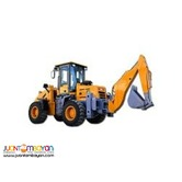 Backhoe loader 0.3 - 1.0