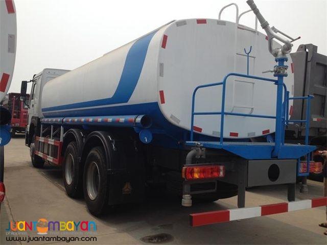 BRAND NEW HOWO-A7 10WHEELER 380HP 20KL WATER TRUCK