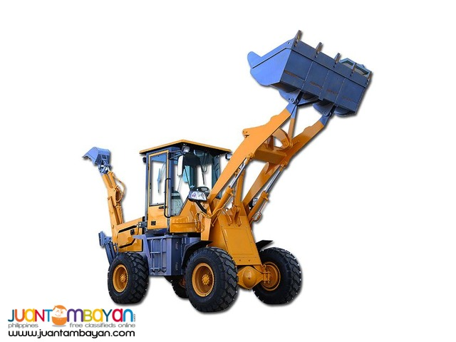 HQ BACKHOE LOADER 0.3-1.0 CBM