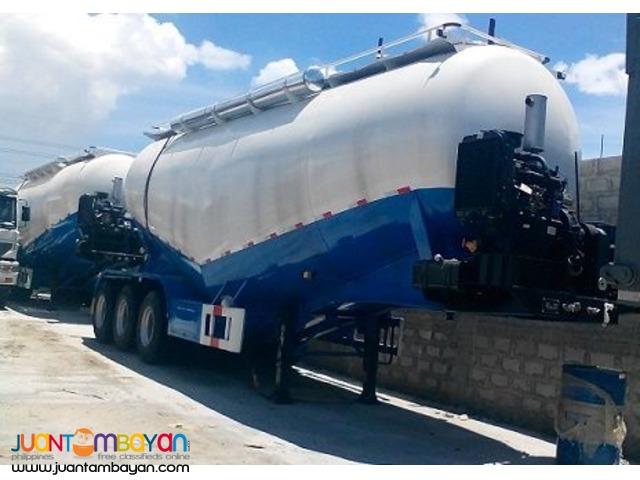 For Sale: Tri-Axle Bulk Cement