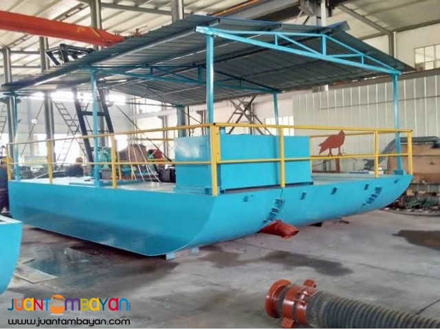 RIVER SAND DREDGING MACHINE NEW 70 cm