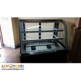 Cake Chiller 3ft. Curved Glass (Brand New)