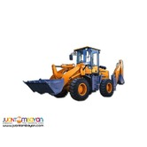 BACKHOE LOADER .30 / 1 cbm Capacity