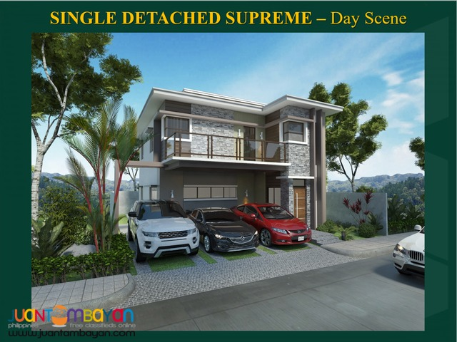 4 Bedroom Houses with World Class Amenities and Good Lifestyle