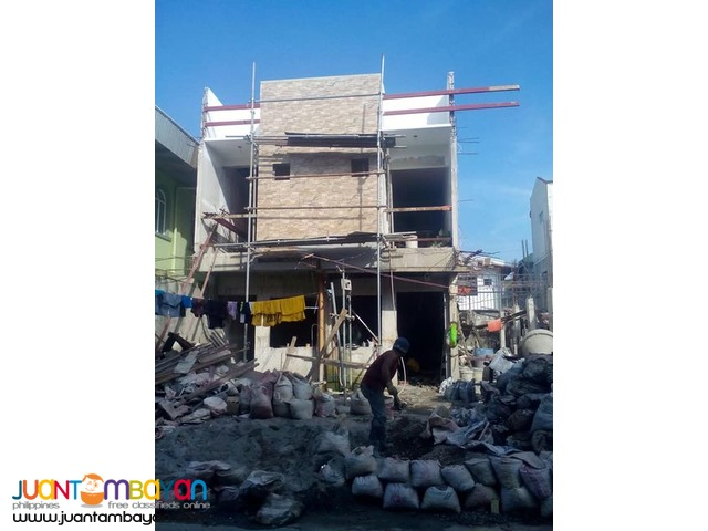 Affordable 3 Bedroom Townhouse Sucat Paranaque Near Airport