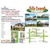available house and lot near SM Santa Rosa