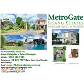 house and lot / lot available in Silang, Cavite