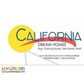 CALIFORNIA DREAM HOMES Dulongbayan San Mateo,Rizal.