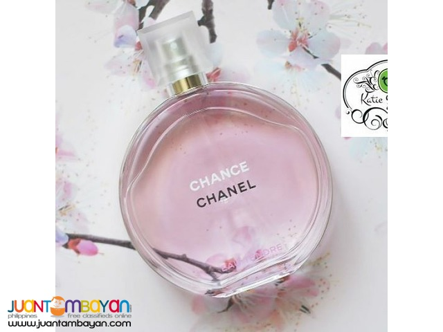 67bd0329 Authentic Perfume - CHANEL CHANCE EAU TENDRE - CHANCE CHANEL