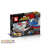 SY™ 874 Captain America Jet Pursuit