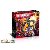 SY™ 1131 Ninjago Master of Spinjitzu Oni Titan