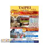 3D2N Taipei Free & Easy