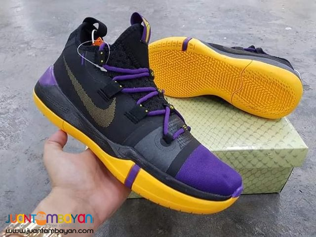 Nike Kobe Exodus COLORWAYS - KOBE