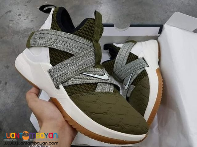 the best attitude 9ead0 90258 Nike LeBron Soldier 12 Land and Sea - MEN BASKETBALL SHOES