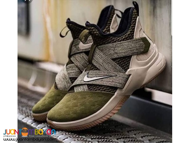 02fee841cc0 ... Nike LeBron Soldier 12 Land and Sea - MEN BASKETBALL SHOES ...
