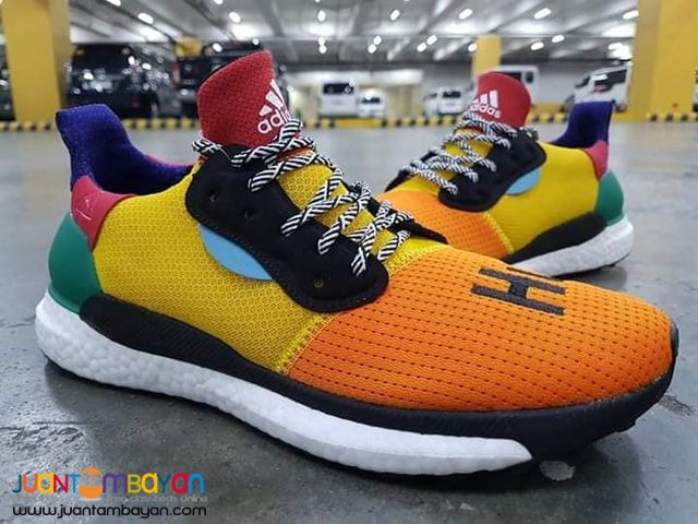 new style 1d944 5bdaa ADIDAS Pharrell Williams x ADIDAS Solar Hu Glide Shoes     CATHY GO