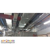 Ducting Works, Exhaust/Fresh Air/Bleed Duct