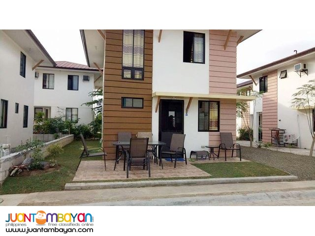 Fully Furnished House and Lot Ajoya Subdivision Cordova Cebu