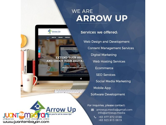 Website Design|Web Development|SEO Services|Content Management
