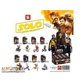 SY™ 1126 Solo Star Wars 8in1 Minifigures Set