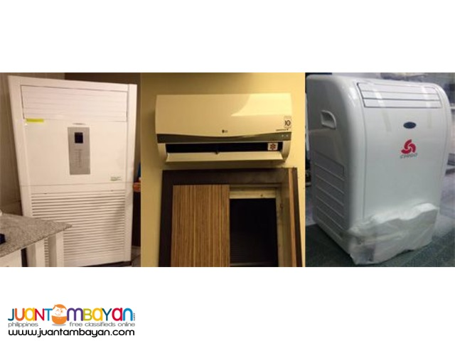 Air Conditioning Unit Supply And Installation Bulacan